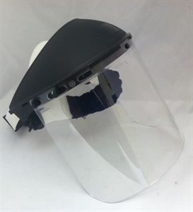 Picture of Face Shield with Head Gear